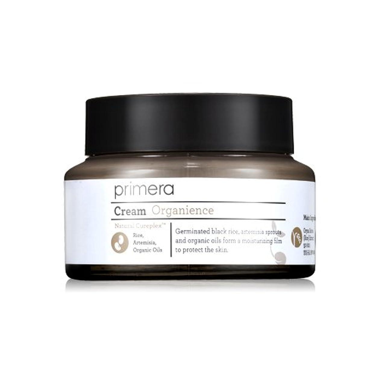 最も梨両方PRIMERA プリメラ オーガニエンス クリーム(Organience Cream)50ml