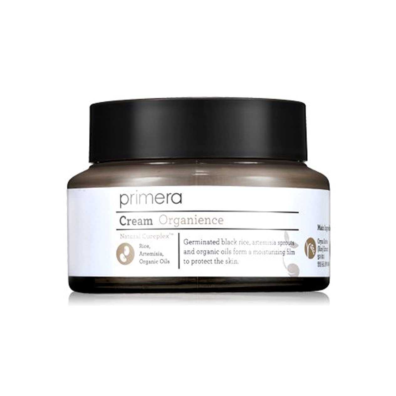 対人タイマー体現するPRIMERA プリメラ オーガニエンス クリーム(Organience Cream)50ml