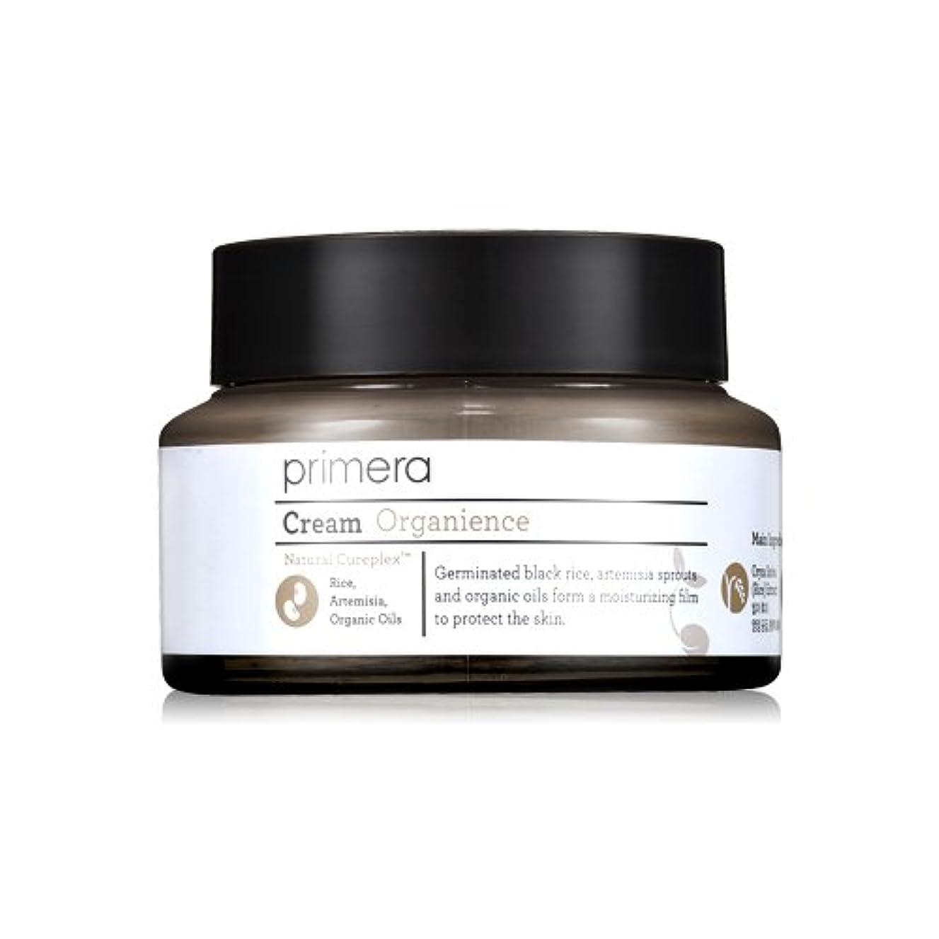 スプレーインスタンス教会PRIMERA プリメラ オーガニエンス クリーム(Organience Cream)50ml
