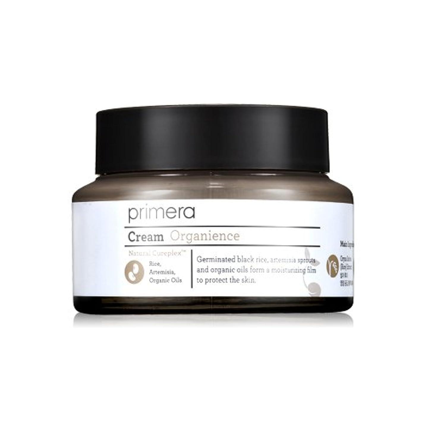 調和距離夕食を作るPRIMERA プリメラ オーガニエンス クリーム(Organience Cream)50ml