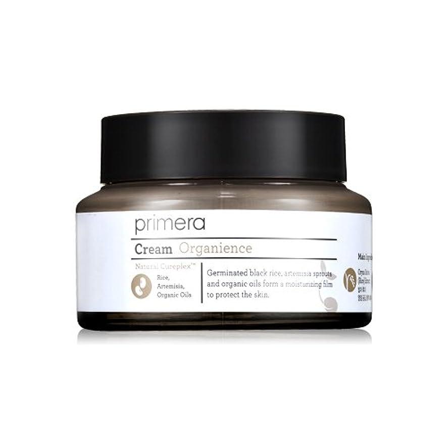 こねる発送陪審PRIMERA プリメラ オーガニエンス クリーム(Organience Cream)50ml