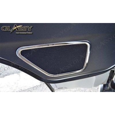 GLASSY ハイエース 200系 4型 ドアスピーカーリン...
