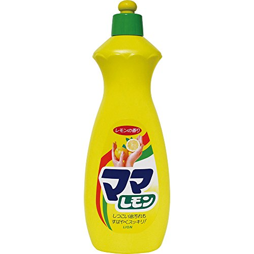 Mamaremon dishwashing detergent body 800ml Import Japan
