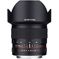Samyang 10mm F2.8 ED AS NCS CS Ultra Wide Angle Lens for Sony E-Mount (NEX) Cameras (SY10M-E) [並行輸入品]