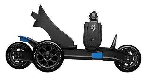 Cardiff(カーディフ) スケート 次世代スケートシステム S2 (正規輸入品) ブラック/ブルー 550081