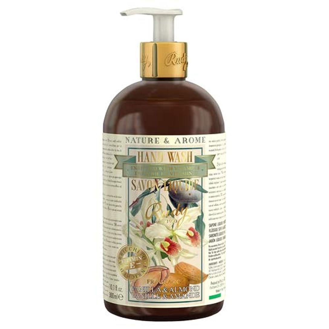 不条理困惑した翻訳ルディ(Rudy) RUDY Nature&Arome Apothecary ネイチャーアロマ アポセカリー Hand Wash ハンドウォッシュ(ボディソープ) Vanilla & Almond バニラ&アーモンド