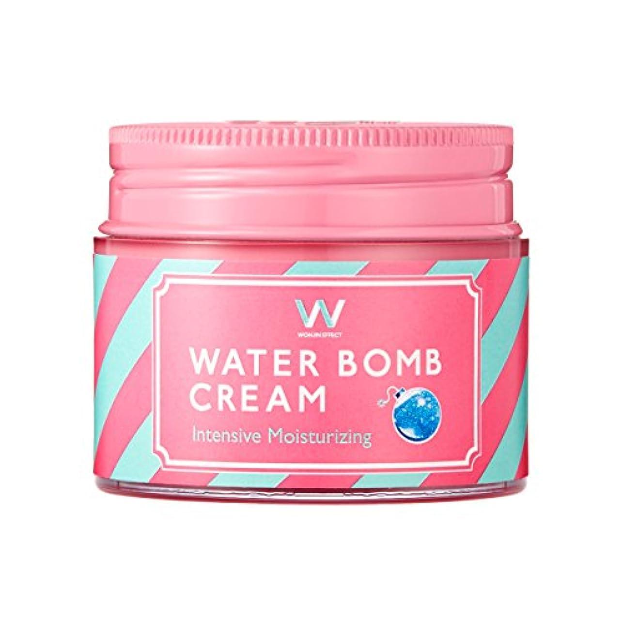 手入れ学校織機ウォンジンエフェクター「WONJIN EFFECT」ウォーターバームクリーム50ml(Water bomb cream)♥ピンクハル♥(PINKHARU)♥韓国コスメ♥ [並行輸入品]