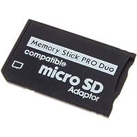 microSD → メモリースティック Pro Duo 変換アダプタ 32GB対応 バルク品