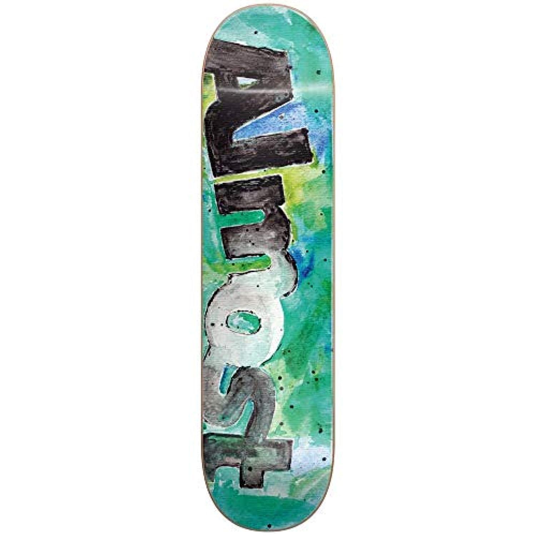 (オルモスト) Almost メンズ スケートボード ボード?板 Color Bleed Skateboard Deck [並行輸入品]
