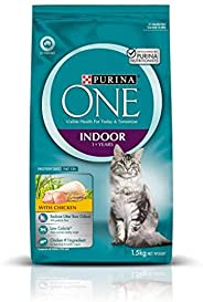 Purina One Cat Indoor, Adult, 1.5kg