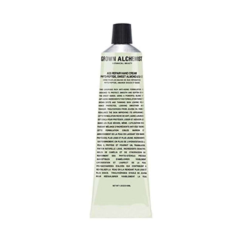 ソフトウェア検索エンジンマーケティング供給Grown Alchemist Age-Repair Hand Cream - Phyto-Peptide, Sweet Almond & Sage 40ml/1.35oz並行輸入品