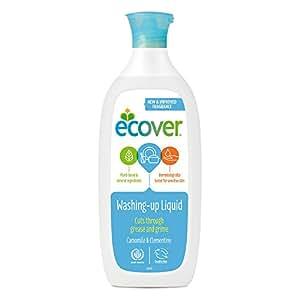 エコベール 食器用洗剤カモミール 本体500ml