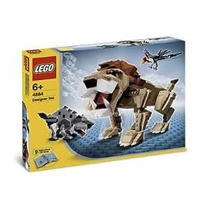 レゴ (LEGO) デザイナー ワイルドアニマル 4884