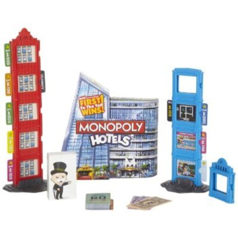 Monopoly Hotels Game おもちゃ [並行輸入品]