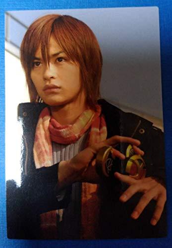 「仮面ライダーカードR 紅渡(瀬戸康史)」素顔の仮面ライダーキバ 2008年発売