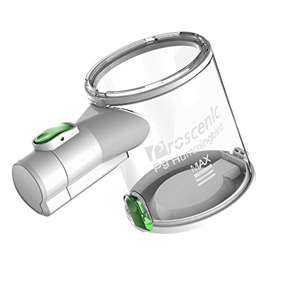 寄生虫入射休憩するProscenic 電動歯ブラシ 替えブラシ2本 サイズ分け (ホワイト)