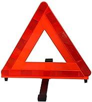 エマーソン 車載用 三角停止表示板 TS(国家公安委員会認定品) EM-351 昼夜間兼用型
