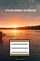 Stylish Jurnal Notebook: Version 31, Checkered Notebook, College Stylish Journal Notebook for Home Work Office Business Ideas Writing and School (120 Pages, Checkered, 6 x 9)