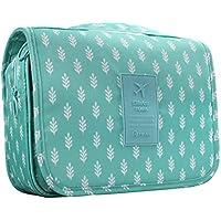 New Hanging Toiletry Bag Bathroom Organizer Travel Nylon Portable Cosmetic Bag for Women and Men
