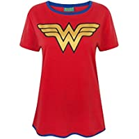 Wonder Woman Metallic Logo Women's T-Shirt