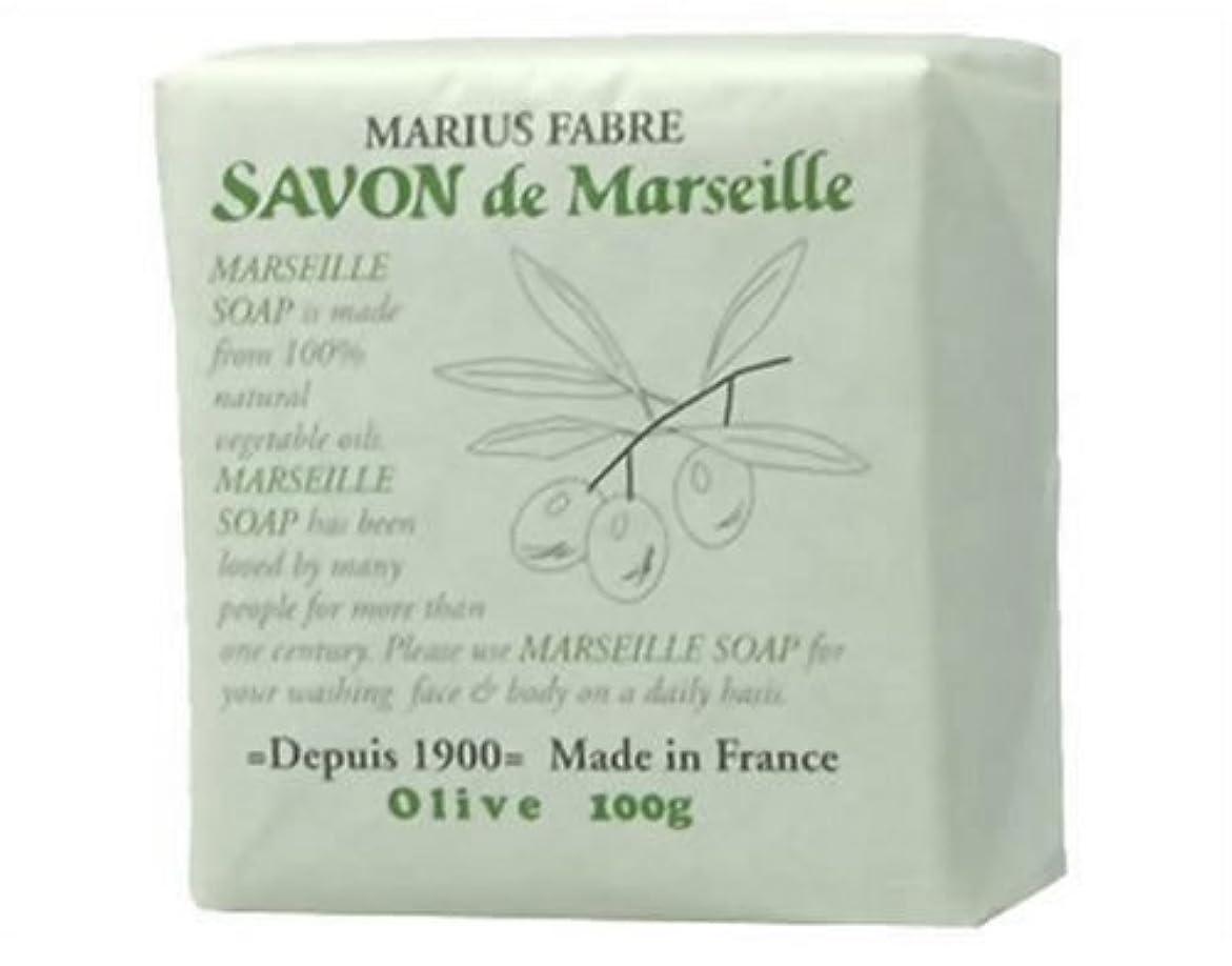 雄弁なパシフィック海外でサボン ド マルセイユ オリーブ 100g