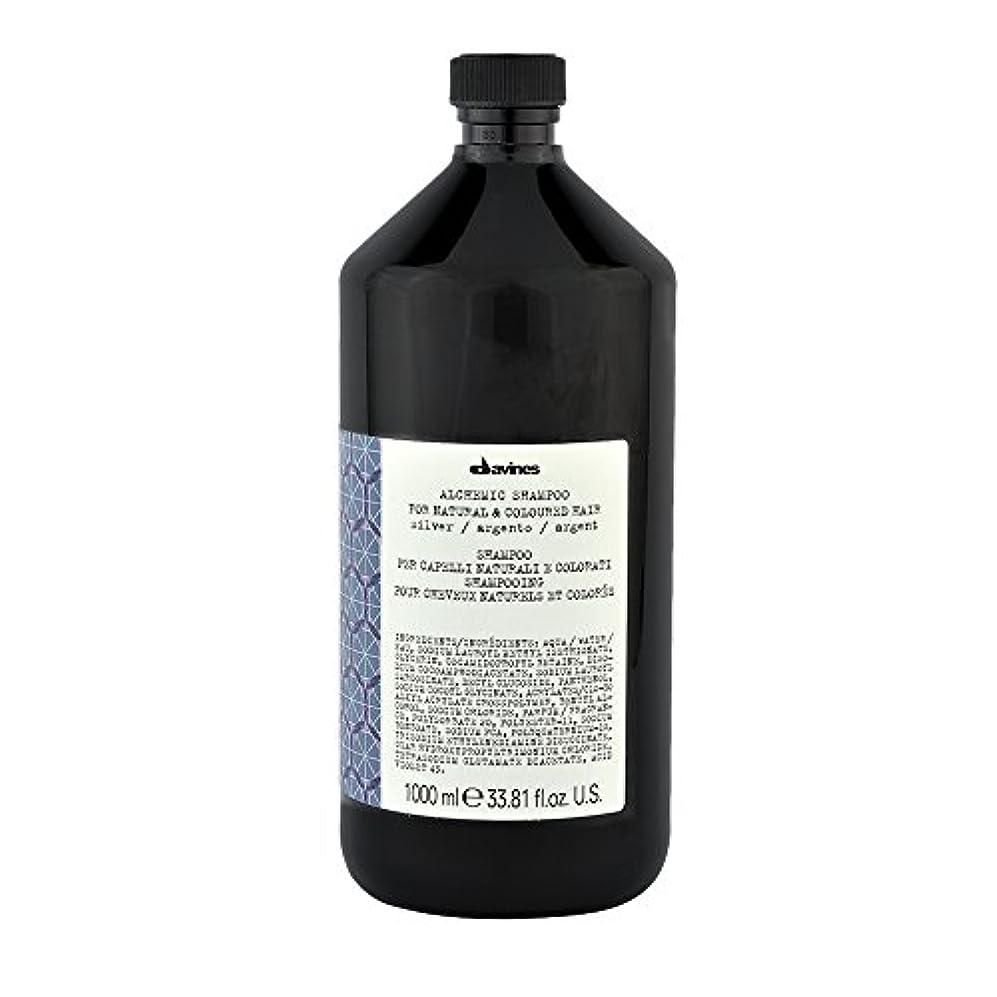 欠如ストライクはげダヴィネス Alchemic Conditioner - # Silver (For Natural & Coloured Hair) 1000ml/33.81oz並行輸入品