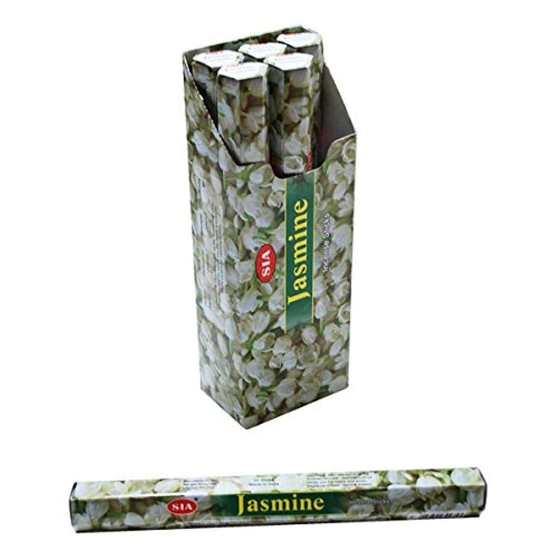 家族筋肉のバルーンお香スティック - ジャスミン - 60本