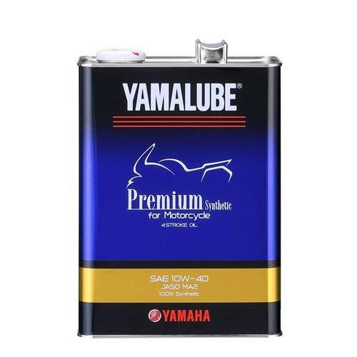 ヤマルーブプレミアムシンセティック 10W-40 4L