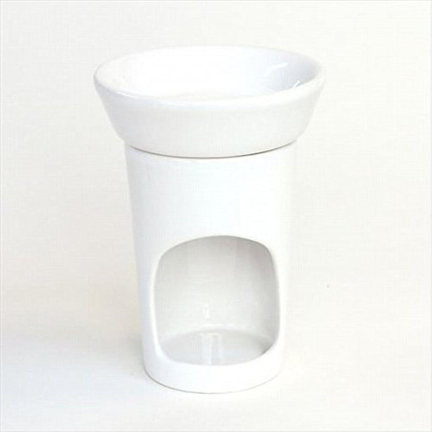 掃く色葉っぱkameyama candle(カメヤマキャンドル) ブランタルトウォーマー キャンドル 78x78x116mm (J5250000)