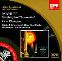 Mahler: Symphony No. 2 / Klemperer, Philharmonia Orchestra