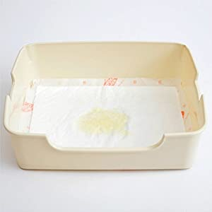 花王 ニャンとも清潔トイレ 脱臭・抗菌シート 4枚入×12個 (ケース販売) [猫用システムトイレシート]