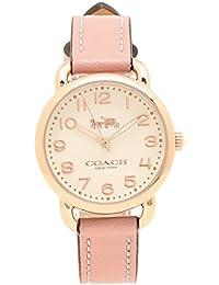 [コーチ] 腕時計 レディース COACH 14502750 ピンク ゴールド シルバー [並行輸入品]