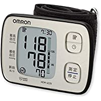 オムロン 血圧計 手首式 HEM-6220-SL