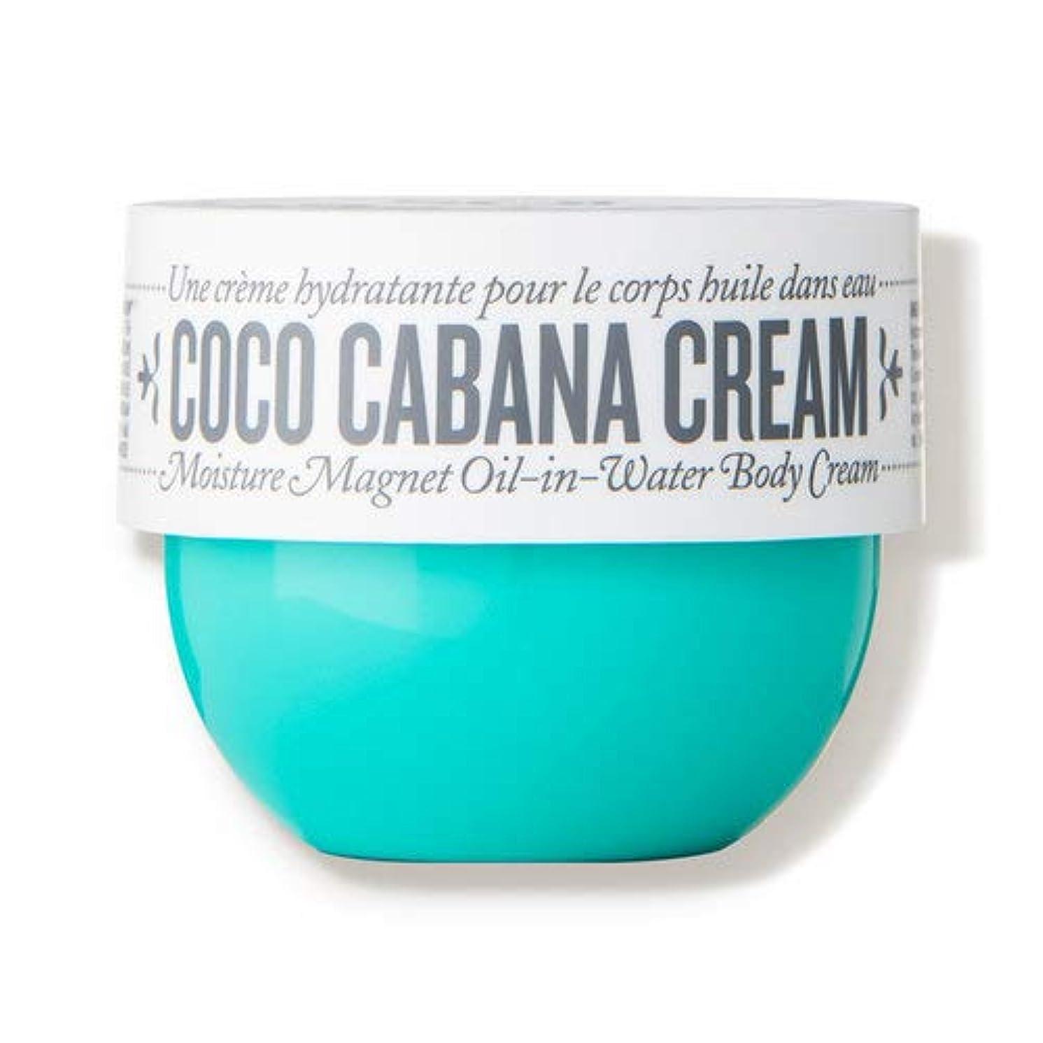 海里欲望皮肉なSol De Janeiro Coco Cabana Cream 75ml