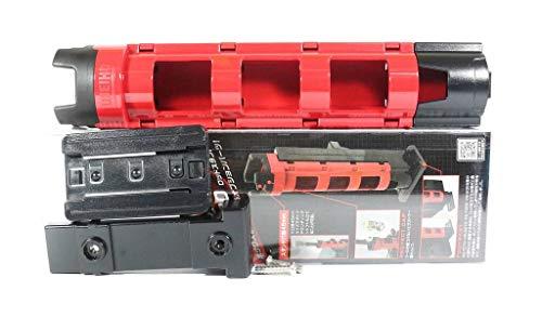 ロッドスタンド BM-280 レッド/ブラック