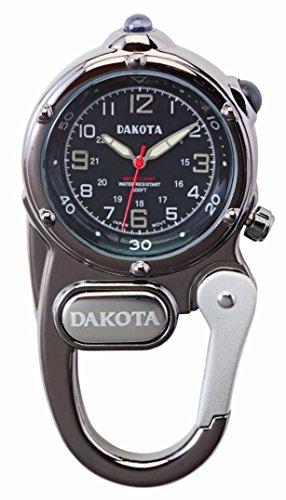 Dakota ミニクリップウォッチ マイクロライト ダコタ 時計 ダコタウォッチ 釣り 登山