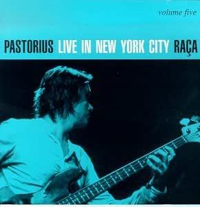 Live in New York City Volume Five: Raca