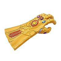 A_Magic インフィニティガントレットグローブコスチュームパーティーハロウィン小道具付きアベンジャーズインフィニティ戦争コスプレマスク (Color : Glove)