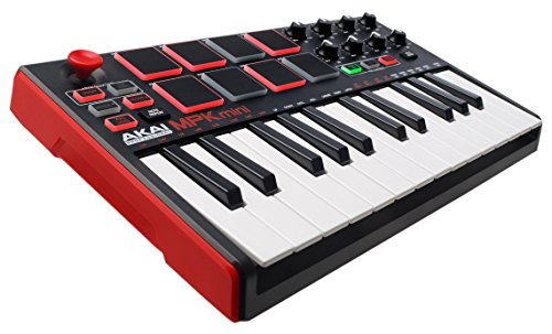 Akai Professional USB MIDIキーボードコントローラー...