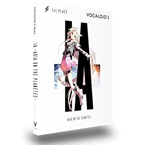 VOCALOID3 LibraryIA ARIA ON THE PLANETES