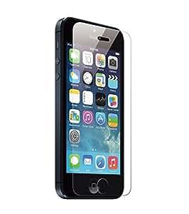 DOLPHIN47 EDGE 液晶保護フィルム ガラスフィルム iPhoneSE iPhone5 iphone5s iphone5c 日本製素材使用 表面硬度9H ラウンド処理 飛散防止処理