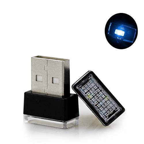 イルミライト 車用 家用 USB イルミカバー LED AB...