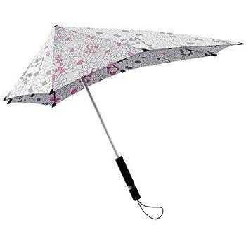 【正規輸入品】 センズ オリジナル ドラフト 全2色 長傘 手開き 日傘/晴雨兼用 B.O.レイン 8本骨 耐風傘 SZD-001BR