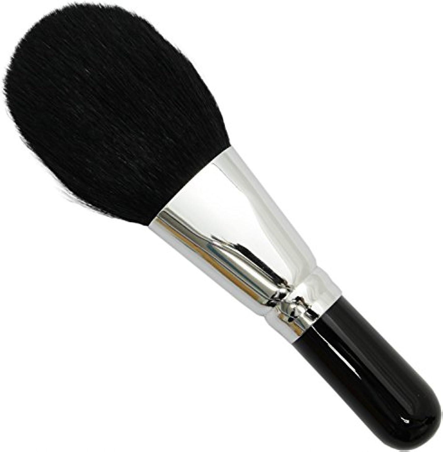 玉旅スペル熊野筆 メイクブラシ SRシリーズ フェイスブラシ 山羊毛