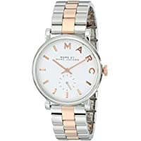 Marc by Marc Jacobs Women's MBM3312 Baker Two-Tone Stainless Bracelet Watch