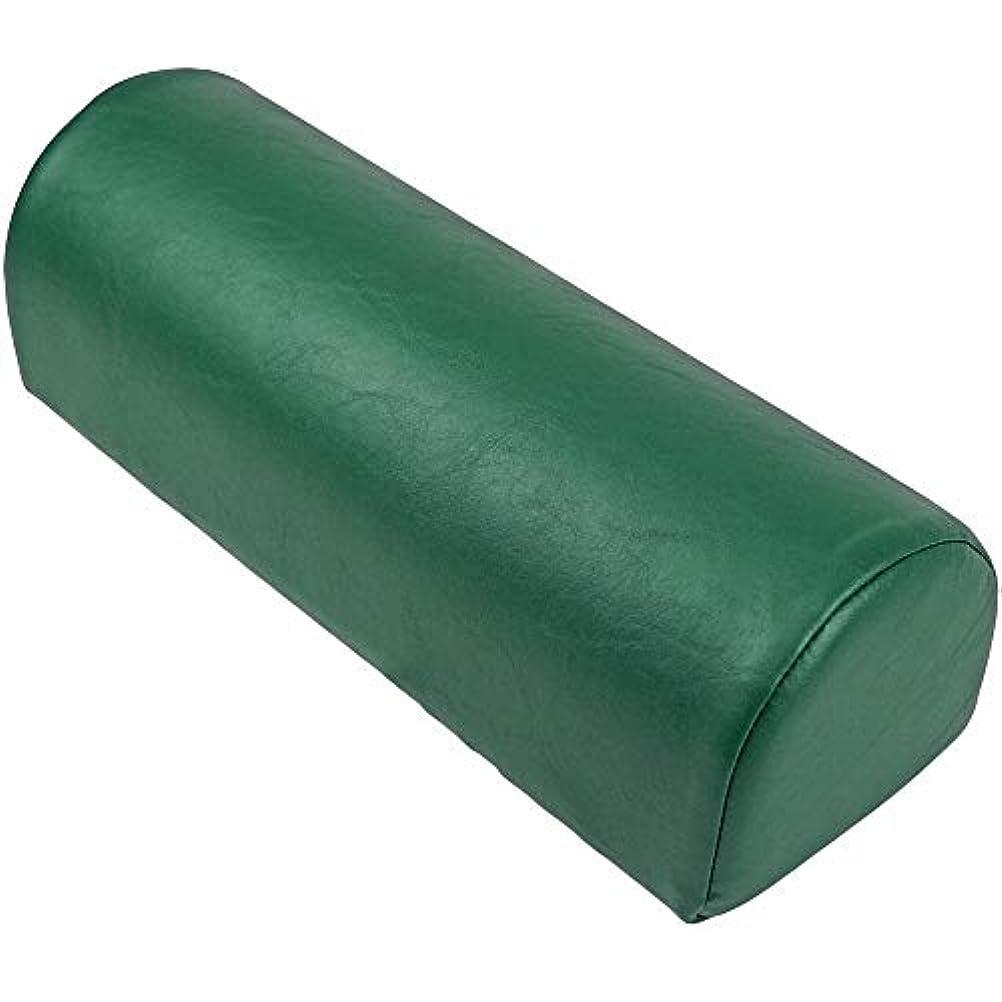 事業休憩するゆでるLLOYD (ロイド) ダッチマンロール【平底型】マッサージ クッション 椎間板 の 施術 足首 の支え 側臥位 の際の 枕 にも最適 (フォレスト)