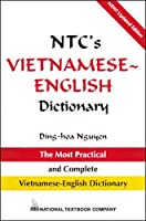 NTC's Vietnamese-English Dictionary (National Textbook Language Dictionaries)