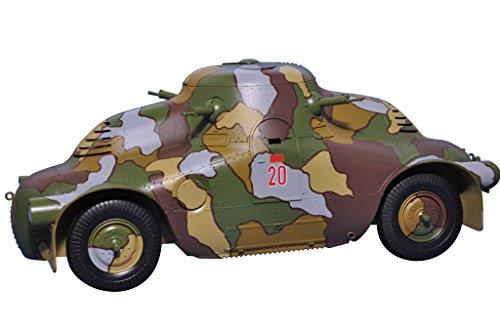 ホビーボス 1/35 チェコ PA-2 装甲車 プラモデル 83888の詳細を見る