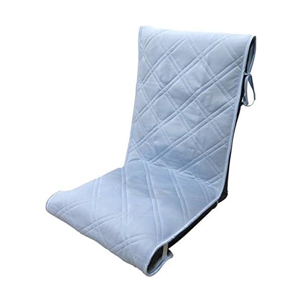 接触冷感 AIR リバーシブル座椅子カバー 50...の商品画像