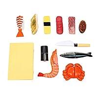 シミュレーション 台所玩具 キッチンは シミュレーション キッチンおもちゃ かわいい  子ども向け 寿司 子供 玩具